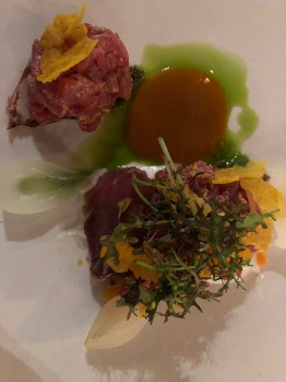 Tokara steak tartare